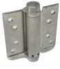 Zawias sprężynowy wahadłowy, jednostronny, L=75mm, AISI 304 , nierdzewny, CE