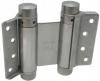 Zawias sprężynowy wahadłowy, dwustronny, L=125mm , stalowy