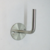 Wspornik dla poręczy spawanej, AISI 304, szlifowany, nierdzewny, CE
