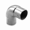 Kolano obłe 90° dla rury Ø33,7x2,0mm, AISI 304, szlifowane, nierdzewne, CE