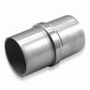 Łącznik dla rury Ø48,3x2,0mm,AISI304,szlifowany, nierdzewny, CE