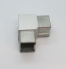 Kolano 90° dla profilu 40x40x2,0mm,AISI 316,szlifowane