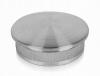 Zaślepka soczewka dla rury Ø33,7x2mm,AISI 304,szlifowana, nierdzewna, CE
