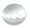 Zaślepka do wspawania dla rury Ø42,4x2mm,AISI 304,polerowana, nierdzewna, CE