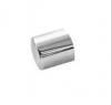 Zaślepka. walcowa dla rurki Ø12mm,AISI 304,polerowana