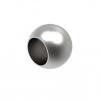 Zaślepka kulka dla rurki Ø16mm, AISI 304, szlifowana
