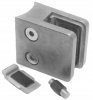 Uchwyt szkła Model 26 , dla słupka Ø42,4mm, ZAMAK, surowy, CE
