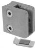 Uchwyt szkła Model 23P , dla słupka Ø42,4mm, ZAMAK, surowy, CE