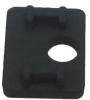Komplet (2szt) gumek dla szkła 12mm,dla uchwytu Model 26, CE