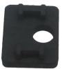 Komplet (2szt) gumek dla szkła 12,76mm,dla uchwytu Model 26, CE