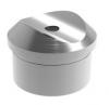 Podpora (krótka) poręczy Ø42,4mm dla słupka Ø42,x2mm,AISI 304, szlifowana