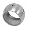 Uchwyt pierścieniowy Ø42,4mm, AISI 304, szlifowany, nierdzewny, CE