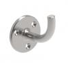 Wspornik dla poręczy spawanej ,AISI 304, szlifowany, nierdzewny, CE