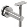 Podpora poręczy Ø42,4mm, do szkła,AISI 304, szlifowana, nierdzewna, CE