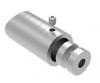 Uchwyt do ściany , dla poręczy Ø42,4mm,AISI 304, szlifowany, nierdzewny, CE