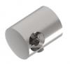 Uchwyt złączny rurki Ø12/profil, AISI 304, szlifowany, nierdzewny, CE
