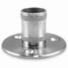 Stopa montażowa wbijana Ø100x6mm/42,4mm, AISI 304, szlifowana, nierdzewna, CE