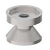 Wkład do wspawania Ø42,4x2mm, AISI 304, surowy, nierdzewny, CE