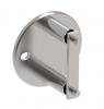 Mocowanie boczne Ø100x6mm/Ø42,4mm, AISI 304, polerowane, nierdzewne, CE