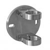 Mocowanie boczne obejma Ø120x6mm/Ø42,4mm, AISI 304, szlifowane, nierdzewne, CE