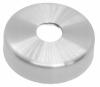 Rozeta maskująca Ø45mm/12mm, AISI 304, szlifowana, nierdzewna, CE