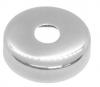 Rozeta maskująca Ø45mm/12mm, AISI 304, polerowana, nierdzewna, CE