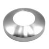Rozeta maskująca Ø93mm/42,4mm, AISI 304, szlifowana, nierdzewna, CE