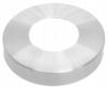 Rozeta maskująca Ø105mm/42,4mm, AISI 304, szlifowana, nierdzewna, CE