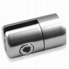 Uchwyt blachy dla płaskiej powierzchni D40x40/d25/T1,5-4mm ,AISI 304 , szlifowany, nierdzewny, CE