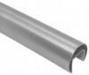 Poręcz Ø42,4x1,5mm nakładana na szkło , 2500mm , szlifowana , nierdzewna ,CE