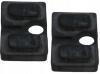 Komplet (2szt) gumek dla szkła 10mm,dla uchwytu Model 23P, CE
