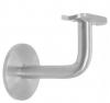 Wspornik dla poręczy Ø33,7mm, AISI 304, szlifowany, nierdzewny, CE