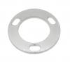 Stopa montażowa,kryza Ø70x4mm/42,4mm, AISI 304, surowa, nierdzewna, CE