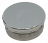 Zaślepka płaska dla rury Ø42,4x2mm, AISI 304, polerowana, nierdzewna, CE