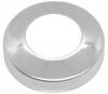 Rozeta maskująca Ø 95 mm/50,8 mm, AISI 304, polerowana, nierdzewna, CE