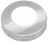 Rozeta maskująca Ø 95 mm/50,8 mm, AISI 304, szlifowana, nierdzewna, CE