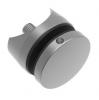 Uchwyt blachy Model 21 , dla słupka Ø42,4mm, ZAMAK, surowy, CE