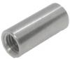 Łącznik mufa M8x40, DIN 9290, AISI 304, nierdzewny