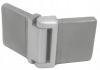 Kolano przegubowe dla profila 40x10x1,5mm , AISI 304 , szlifowane, nierdzewne, CE