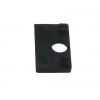Komplet (2szt) gumek dla szkła 12mm, dla uchwytu Model 24, CE