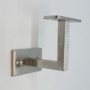 Wspornik poręczy - kwadratowy - mocowanie 2 śruby