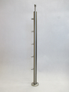 Słupek O48,3 mm