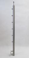 6 uchwytów rurki - mocowanie do boku