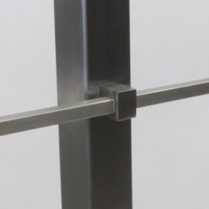 Słupek kwadratowy-wypełnienie profil 10x10
