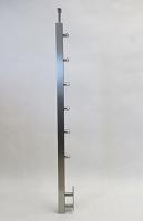 6 wypełnień poziomych - mocowanie do boku