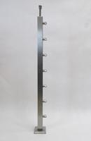 7 wypełnień poziomych - mocowanie od góry