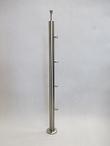 Słupek Ø42,4 mm