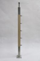 5 wypełnień poziomych - mocowanie od góry