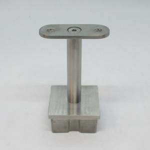 Podpora poręczy słupka 50x50 - stała