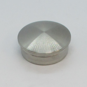 Zaślepka soczewka dla rury O42,4mm